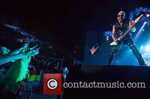 Scorpions and Rudolf Schenker 5