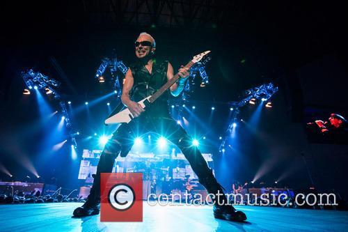 Scorpions and Rudolf Schenker 10