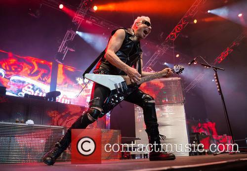 Scorpions and Rudolf Schenker 11