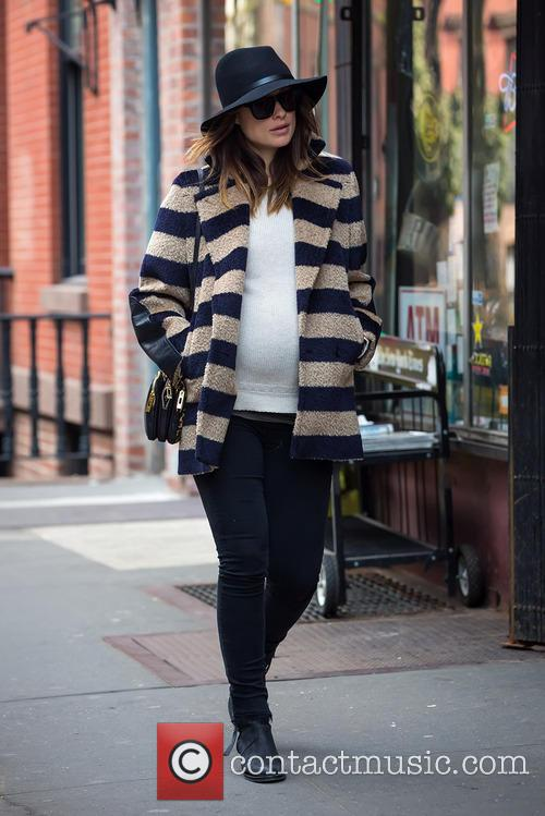 Olivia Wilde, West Village