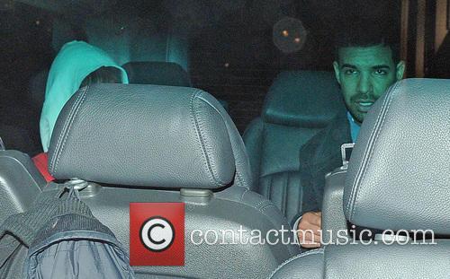 Drake and Rihanna 5