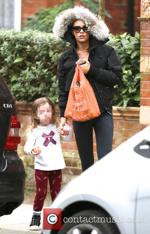 Abbey Clancy, Abbey Clancey and Sophia Crouch 2