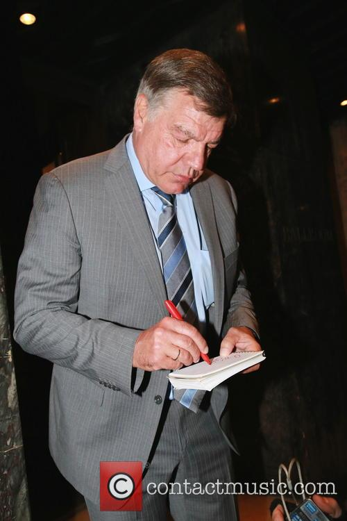 samuel allardyce sam allardyce arriving at grosvenor 4105587