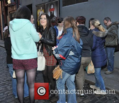 Shane Filan and Olympia Theatre 3