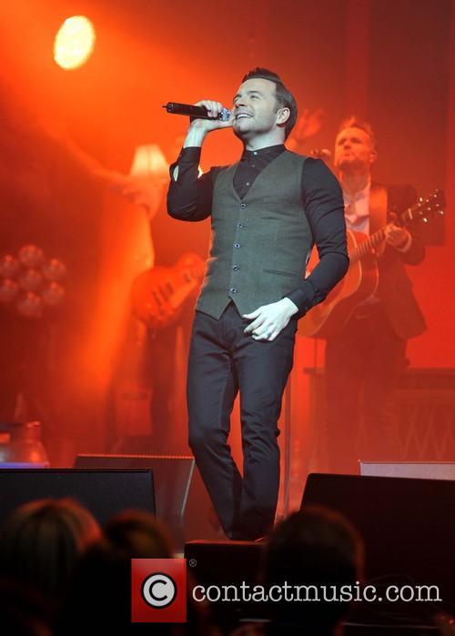 Shane Filan In Concert