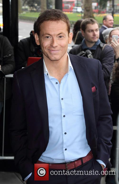 Joe Swash, Grosvenor House Hotel, Park Lane, London, Grosvenor House