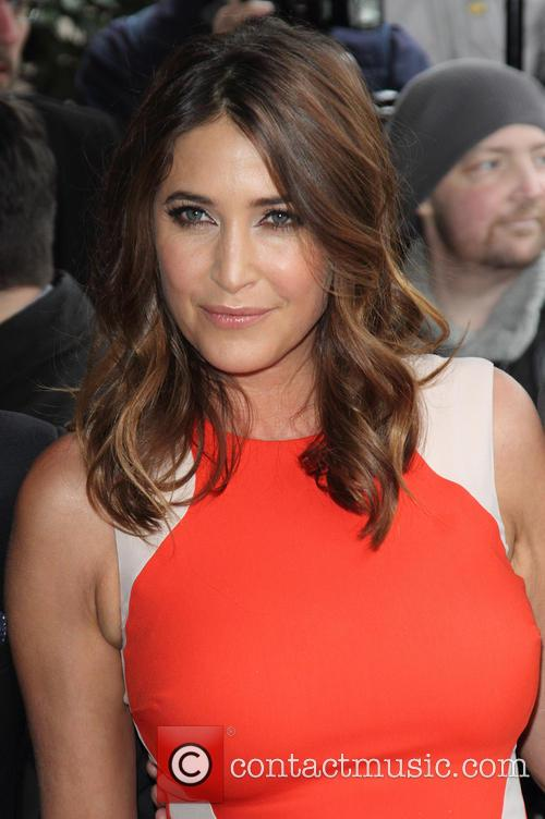 lisa snowdon the tric awards 2014 4105403