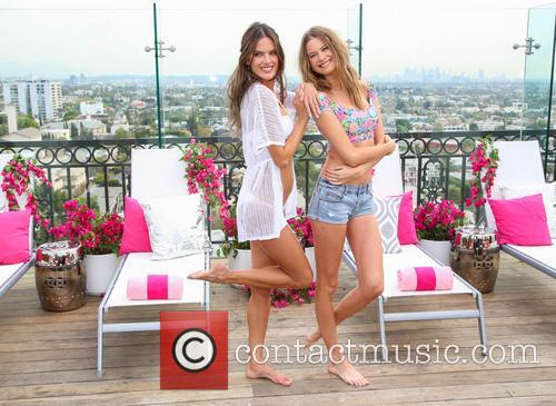 Alessandra Ambrosio and Behati Prinsloo 9