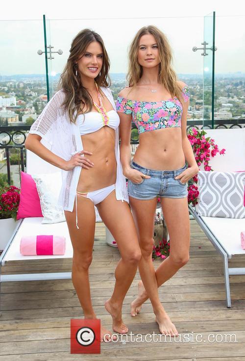 Alessandra Ambrosio and Behati Prinsloo 16