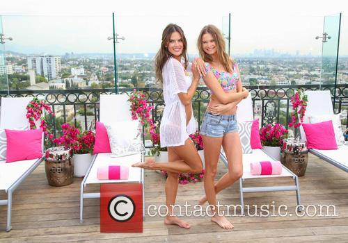 Alessandra Ambrosio and Behati Prinsloo 17