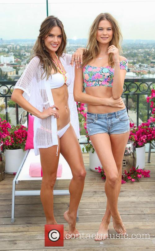 Alessandra Ambrosio and Behati Prinsloo 24