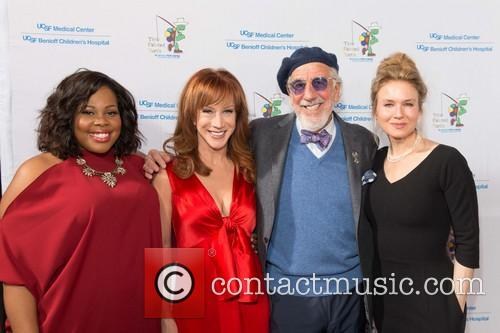 Amber Riley, Kathy Griffin, Lou Adler, Renée Zellweger, Davies Symphony Hall
