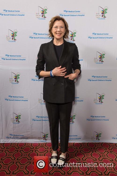 Annette Bening, Davies Symphony Hall