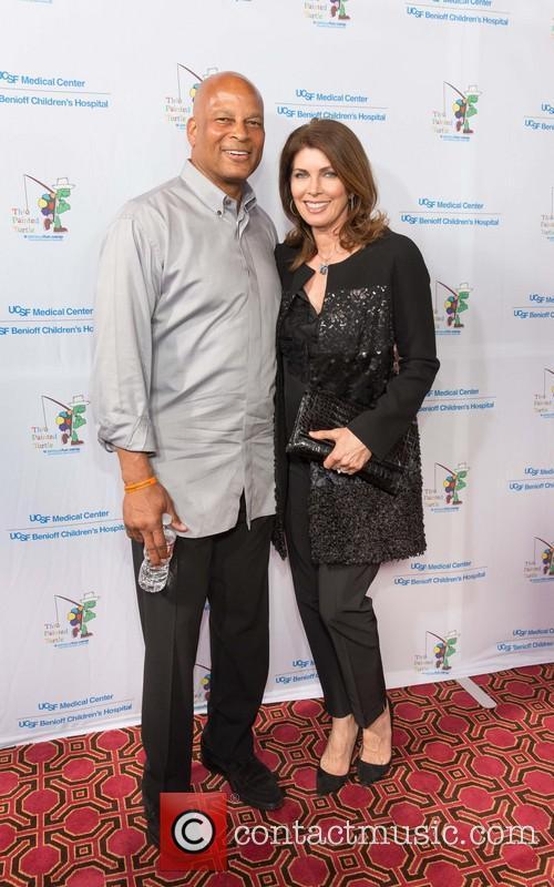 Ronnie Lott and Karen Lott 1