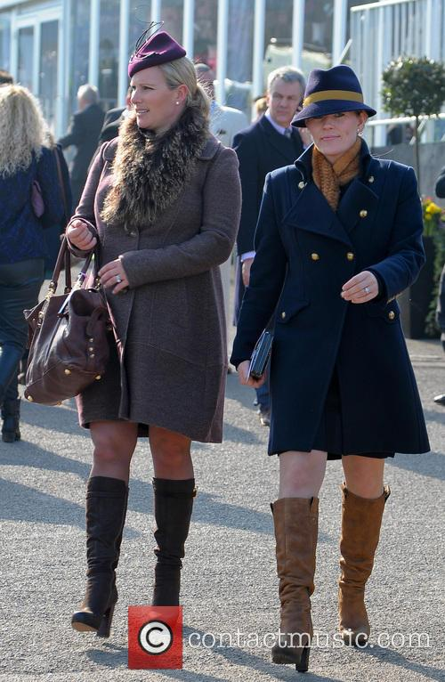 Zara Phillips 8