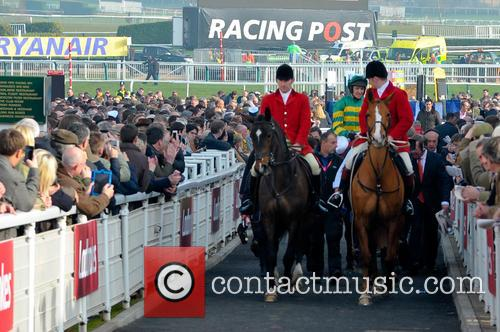 The , Barry Geraghty and More Of That (ire) 5