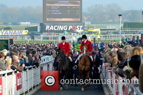 The , Barry Geraghty and More Of That (ire) 1