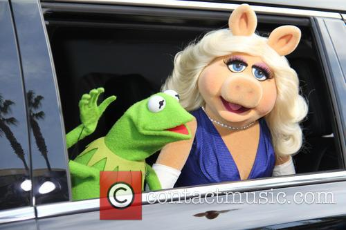 Kermit The Frog and Miss Piggy 1