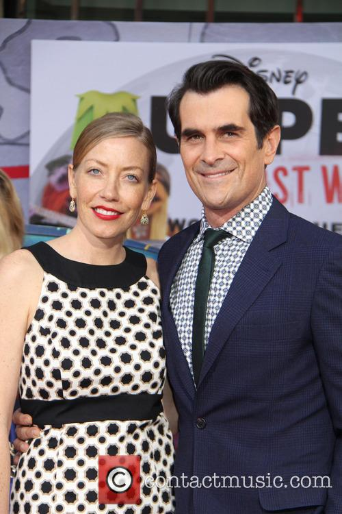 Olly Anne Brown and Ty Burrell 2
