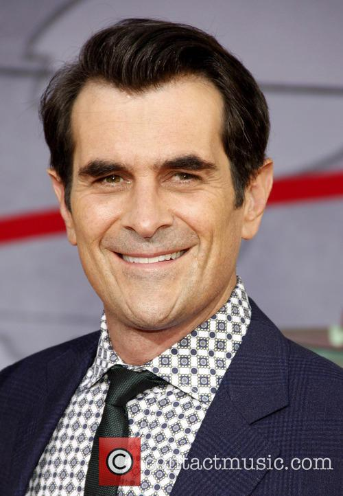 Ty Burrell, California, United States On March 11 and 2014. Copyright 2014. By Adam Gold/iphoto 3