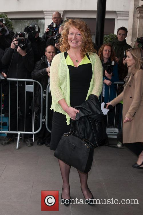 charlie dimmock the 2014 tric awards 4104761