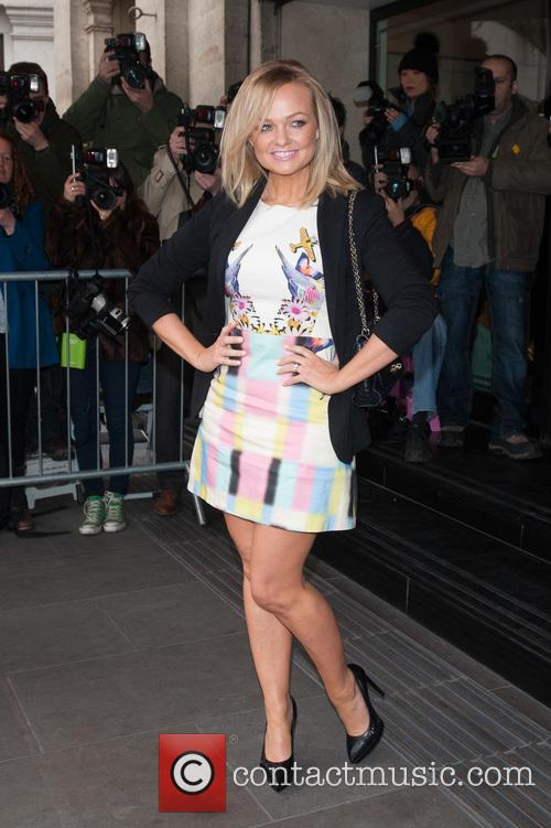 Emma Bunton, Grosvenor House