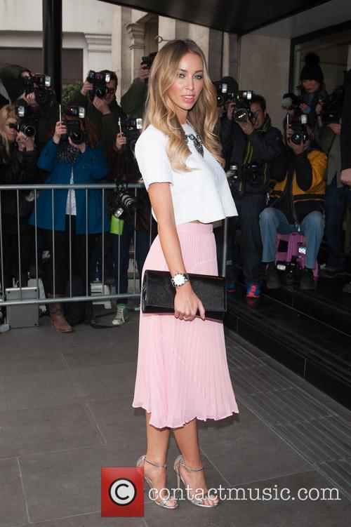 lauren pope the 2014 tric awards 4104892