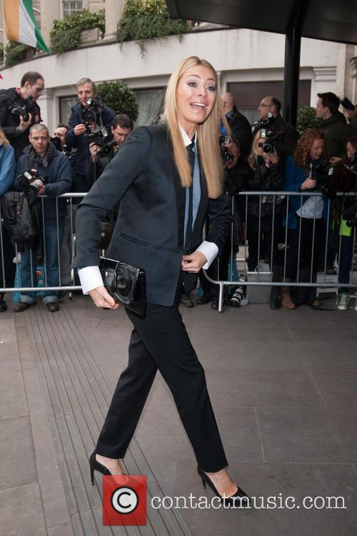 tess daly the 2014 tric awards 4104895