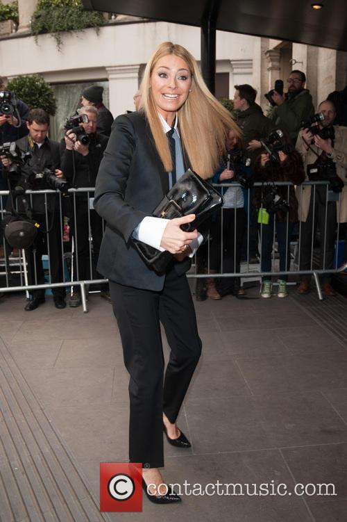 tess daly the 2014 tric awards 4104902