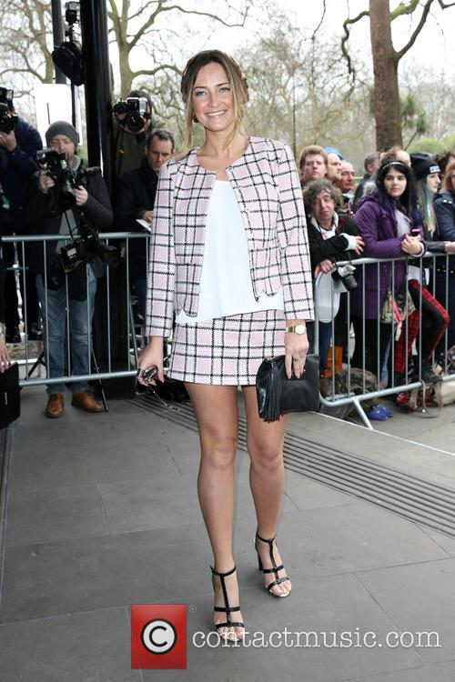 francesca newman young the tric awards 2014 4105093