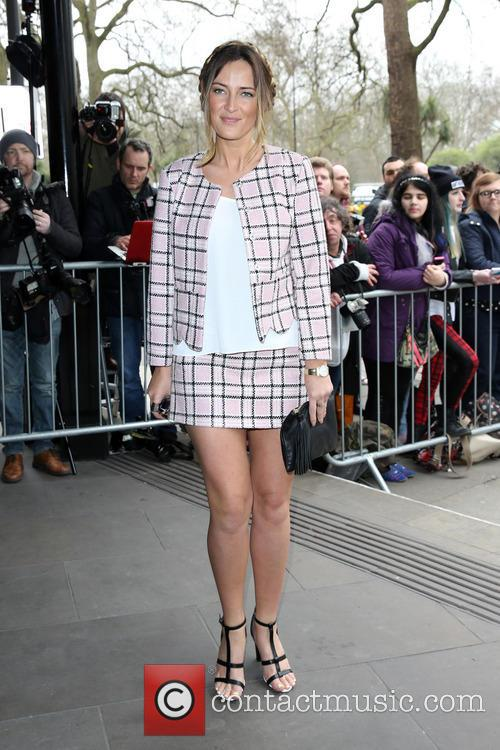 francesca newman young the tric awards 2014 4105109