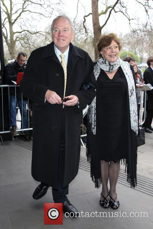 Peter Sissons and Wife Sylvia Sissons 3