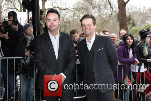 Anthony McPartlin, Declan Donnelly and Ant & Dec 3