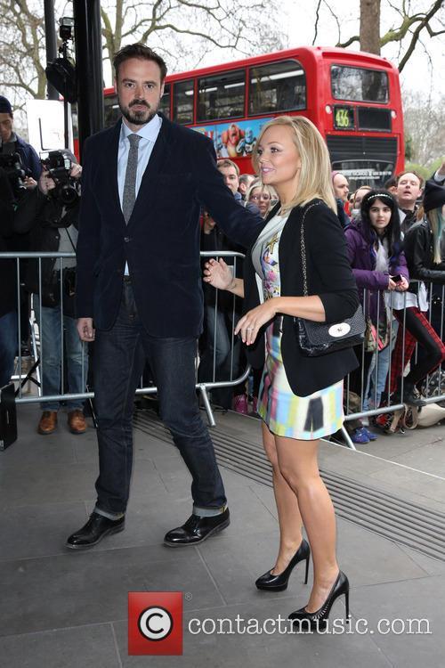 Jamie Theakston and Emma Bunton 2