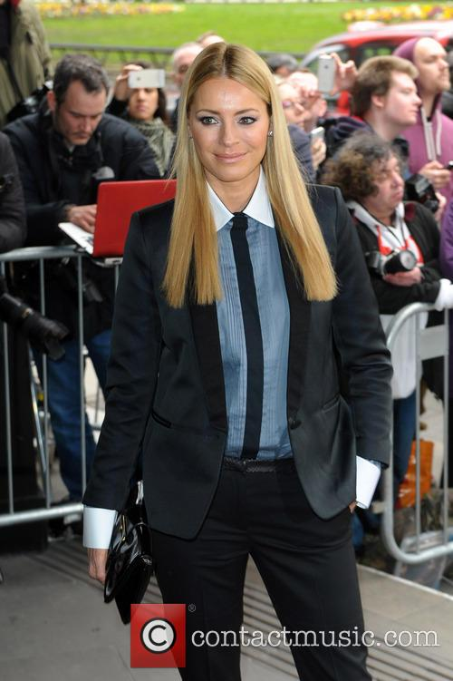 tess daly the tric awards 2014 4105695