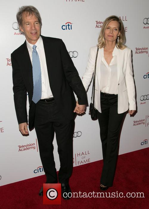 David E. Kelley and Michelle Pfeiffer 4