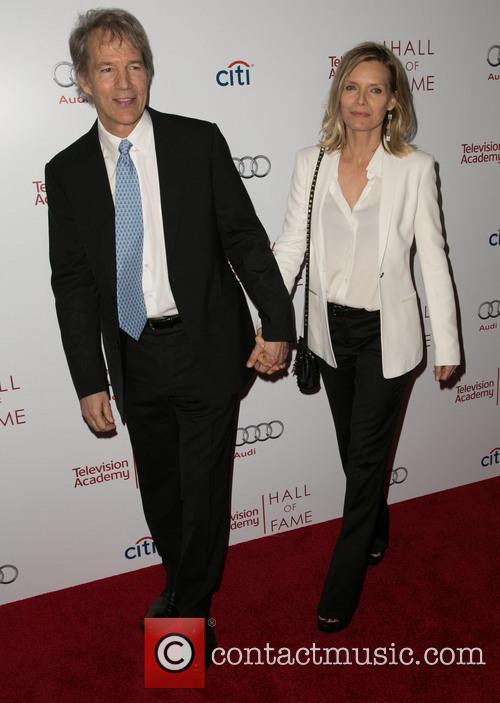 David E. Kelley and Michelle Pfeiffer 5