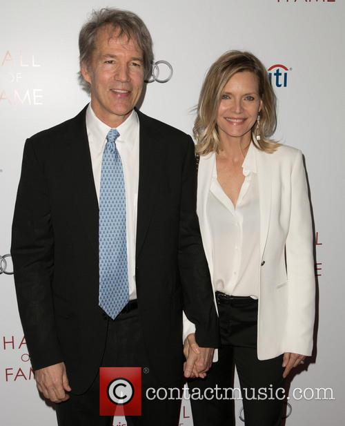 David E. Kelley and Michelle Pfeiffer 8