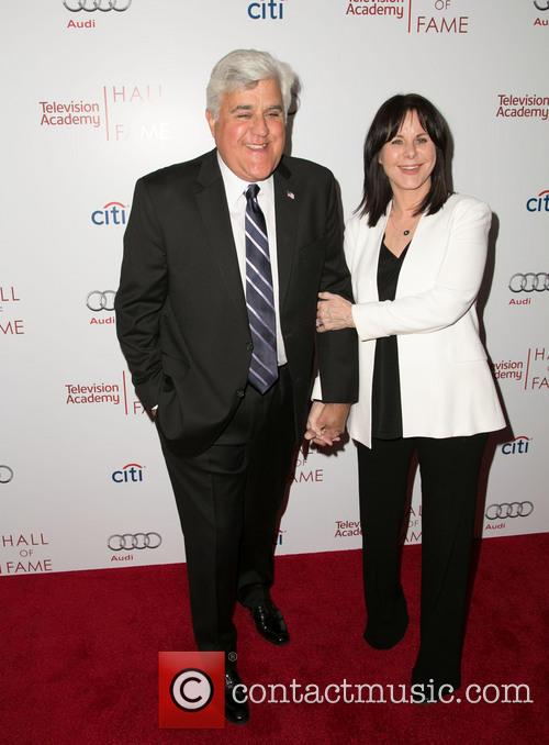 Jay Leno and Mavis Leno 4