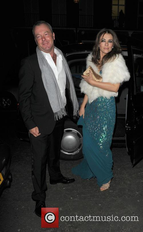 Hurley United Kingdom  city pictures gallery : elizabeth hurley elizabeth hurley leaves claridges hotel 4105923