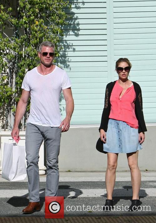 Eric Dane and Rebecca Gayheart 5