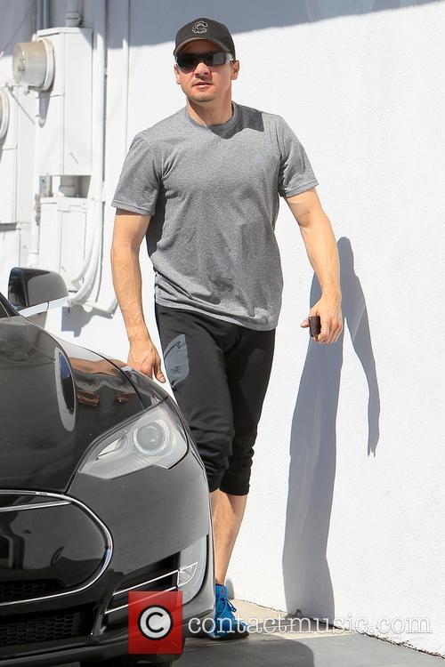 Jeremy Renner, West Hollywood