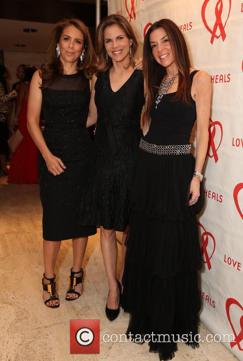 Dini Von Mueffling, Natalie Morales and Stefani Greenfield 10