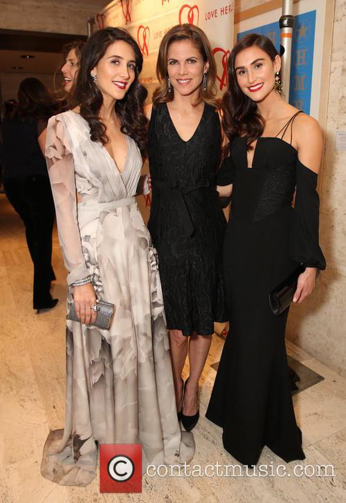 Jodie Synder Morell, Danielle Snyder and Natalie Morales 2