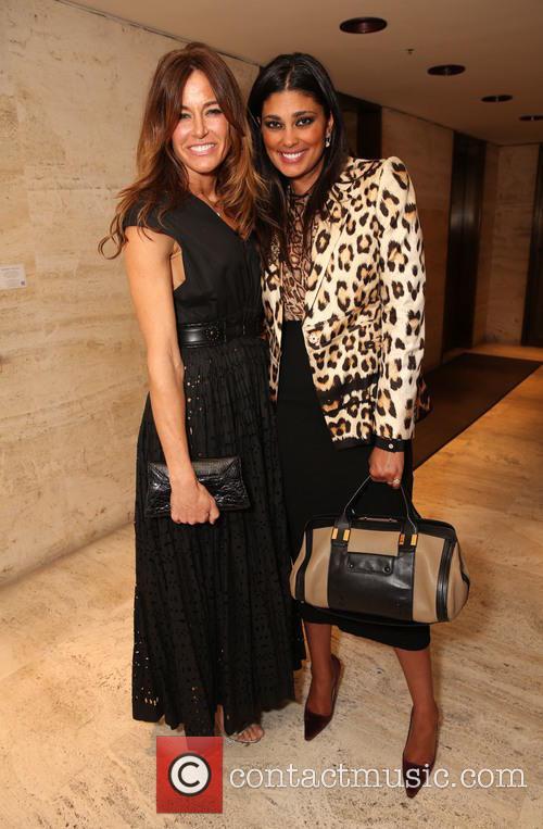 Kelly Bensimon and Rachel Roy 4