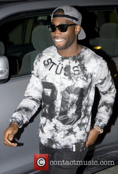 Tinie Tempah attends the Macklemore & Ryan Lewis...
