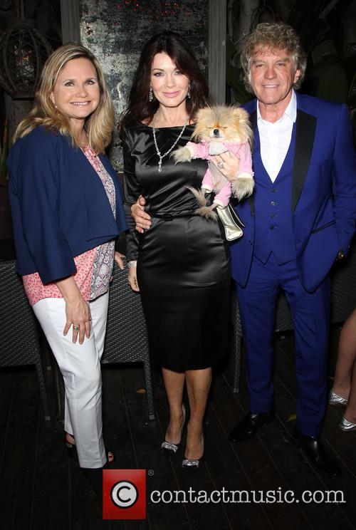 Dr. Robin Ganzert, Lisa Vanderpump and Ken Todd 3