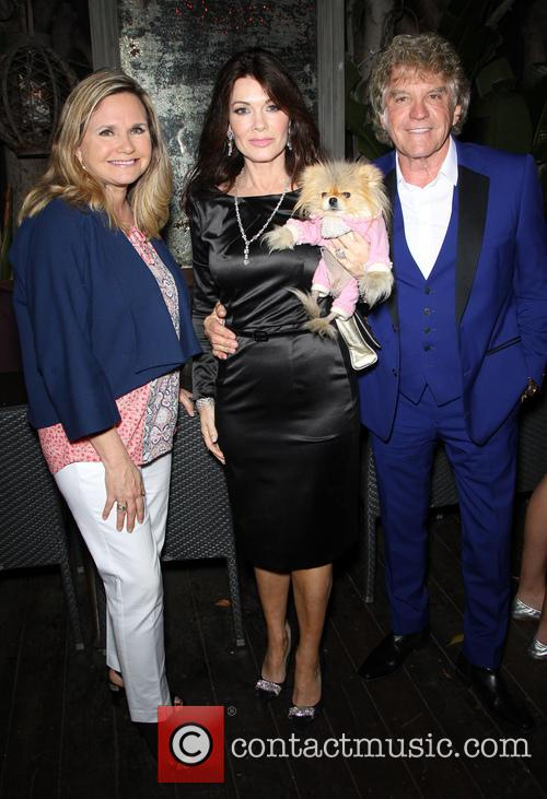 Dr. Robin Ganzert, Lisa Vanderpump and Ken Todd 1