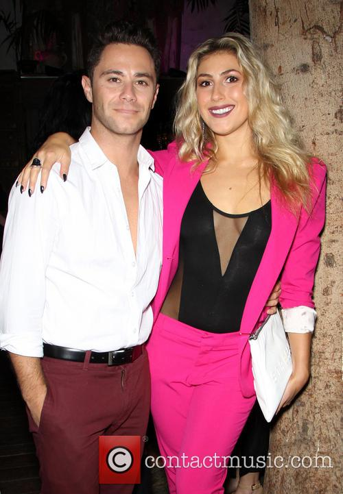 Sasha Farber and Emma Slater 2