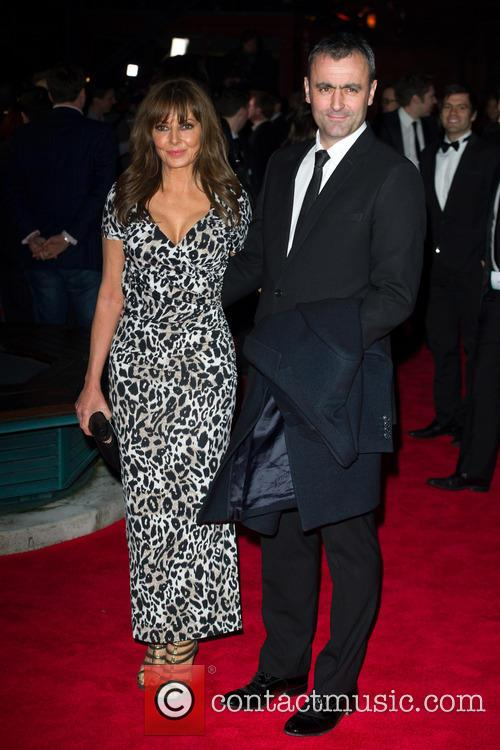 Carol Vorderman and Graham Duff 7